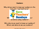 Spanish Numbers, Birthdays & Name Days Unit (6 lessons) -