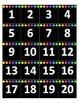 Numbers {Black Neon}