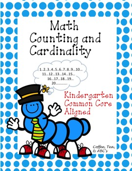 Numbers, Counting, and Cardinality