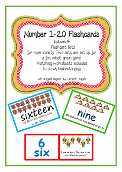 Numbers Flashcards With Options