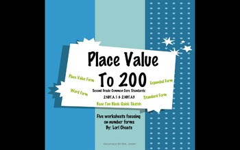 Place Value to 200