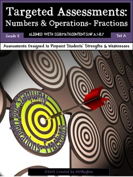 Numbers & Operations - Fractions - Common Core Math Target