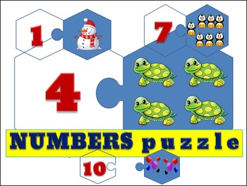#blackfridaydollardeals Numbers Puzzle