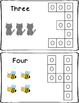 Numbers Snap Cube Activity Cards