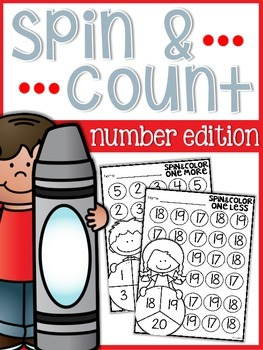 Numbers Spin and Count