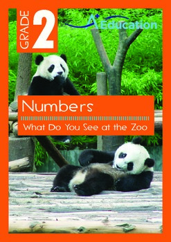 Numbers - What Do You See at the Zoo? - Grade 2
