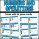 Math Game (Numbers and Operations)