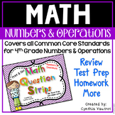 Numbers and Operations in Base Ten - 4th Grade Common Core