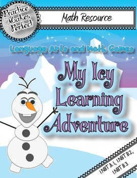 Numbers and Operations in Base 10 Practice:  My Icy Learni
