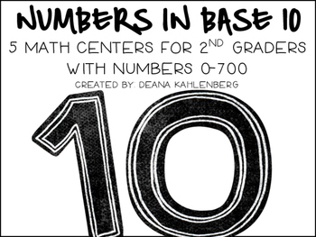 Numbers in Base Ten