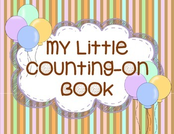Numbers to 100: Counting-On Book