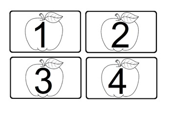 Numbers to Set 1-10