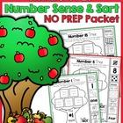 Numbers 1-20 (Number Sense and Sort)