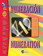 Numeracion/Numeration - A Bilingual Skill Building Workboo