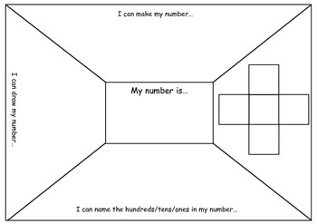 Place Value Thinkboard {FREEBIE}