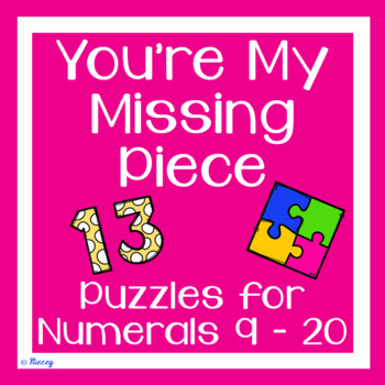 Number Puzzles for 11 - 20