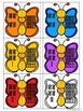 Numéros de Papillon - Numerals, Number Words, Tally Marks