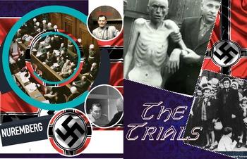 Nuremberg Trial ~ International Criminal Law ~ Nazis ~ FRE