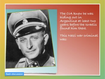 Nuremberg Trial ~ International Law ~ Criminal Law ~ Nazis