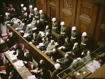 Nuremburg War Crimes Trial Starter