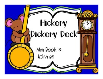 Nursery Rhyme - Hickory Dickory Dock