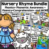 Fluency, Phonics and Phonemic Awareness Practice with Nurs