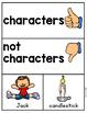 Nursery Rhyme Characters Sort