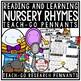 Nursery Rhyme Activities Bundle & Nursery Rhymes Bundle