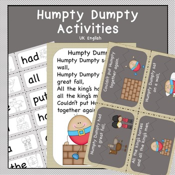 Humpty Dumpty AUS UK