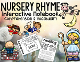 Nursery Rhyme Interactive Notebook