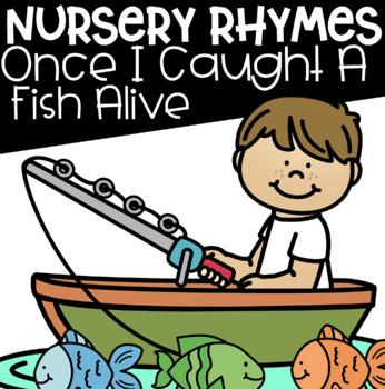 Nursery Rhyme Math Freebie! {1, 2, 3, 4, 5, Once I Caught