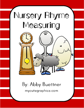 Nursery Rhyme Measuring Center