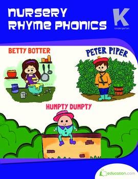 Nursery Rhyme Phonics