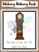 Nursery Rhyme Posters- Hickory Dickory Dock