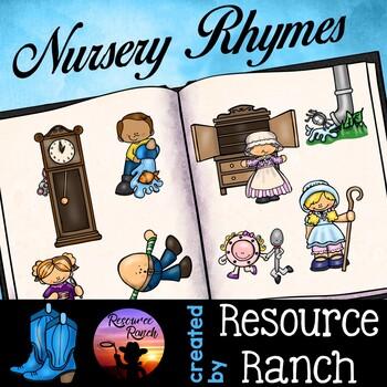 Nursery Rhyme Posters and Readers