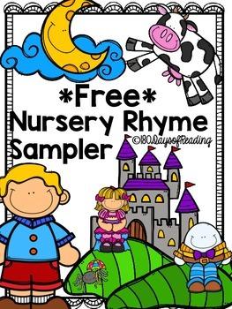 Nursery Rhymes and Early Literacy Skills