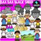 Nursery Rhymes 1 Clip Art Mega Bundle