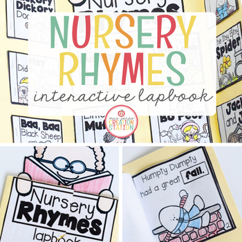 Nursery Rhymes Lapbook