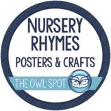 Nursery Rhymes Posters and Craftivities