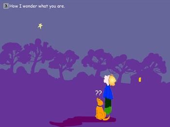 Nursery Rhymes - Twinkle, Twinkle Little Star Promethean F