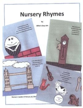 Nursery Rhymes for a Week