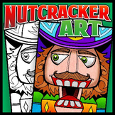 Nutcracker Art - Coloring Pages, Templates, and Reference