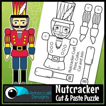 Nutcracker Craft Puzzle