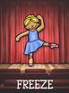 Nutcracker Freeze Dance (Brain Break and Movement Exploration)