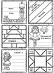 Nutcracker Quilt Worksheets (BUNDLE)