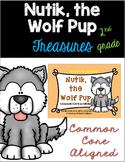 Nutik, the Wolf Pup:Treasures 2nd Grade:Common Core Aligne