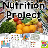 Nutrition Project - Meal Planning and Budget