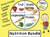 Nutrition Bundle and Emergent Reader