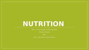 Nutrition Part 1