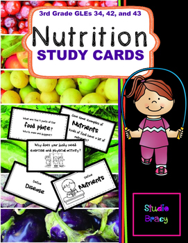 Nutrition Flash Cards